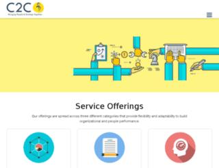concept2competence.com screenshot