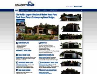 concepthome.com screenshot