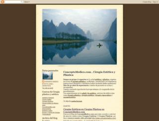 conceptomedico.blogspot.com screenshot