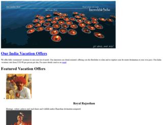 conceptvoyages.net screenshot