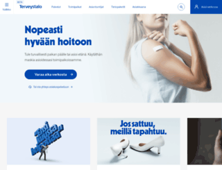 condia.fi screenshot