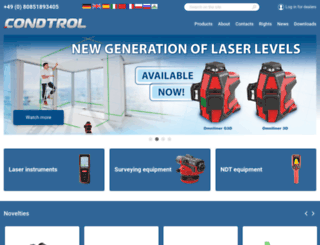 condtrol.com screenshot