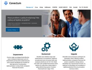 conectum.pl screenshot