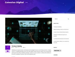 conexiondigital.org screenshot