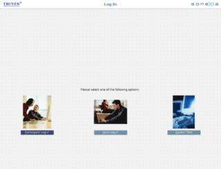 conf1.truvenhealth.com screenshot