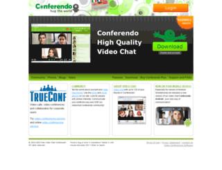 conferen.do screenshot