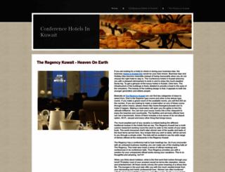 conferencehotelsinkuwait.yolasite.com screenshot