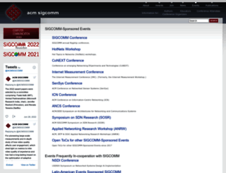 conferences.sigcomm.org screenshot