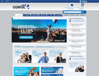 confia.com screenshot