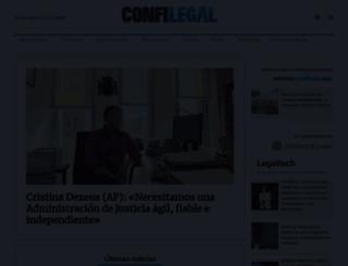 confilegal.com screenshot