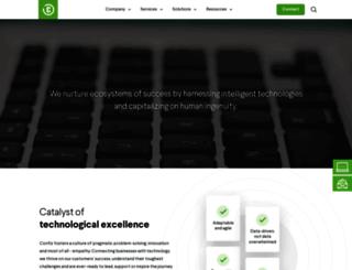 confiz.com screenshot
