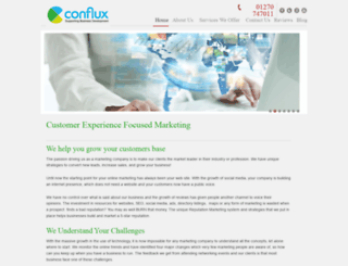confluxconsultants.com screenshot