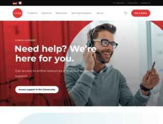 congasphere.com screenshot