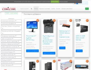 coni-com.com screenshot