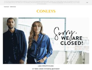 conleys.ch screenshot