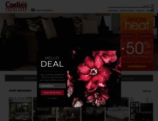 conlins.com screenshot