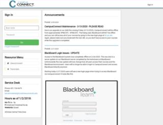 connect.msbcollege.edu screenshot