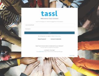 connect.tassl.com screenshot