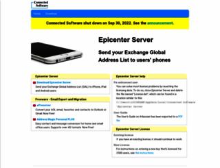 connectedsw.com screenshot