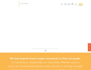 connectionsny.com screenshot