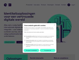 connectis.nl screenshot