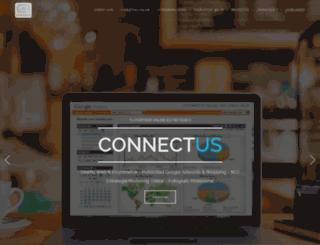 connectus.es screenshot