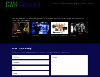 connectwithkids.com screenshot