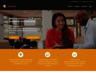 conovercompany.com screenshot