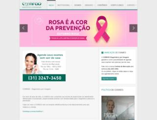conrad.com.br screenshot