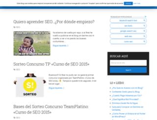 conseguirweb.com screenshot