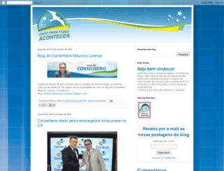 conselhocorreios.blogspot.com.br screenshot