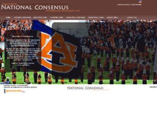 consensus900.com screenshot