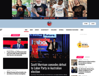 conservativenewsandviews.com screenshot