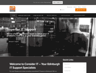 considerit.co.uk screenshot