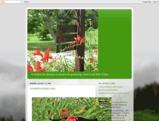considerthelilies-liliesofthefield.blogspot.com screenshot