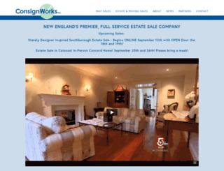 consignworks.com screenshot
