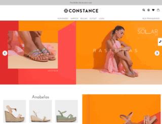 constance.com.br screenshot