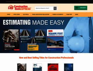 constructionbook.com screenshot