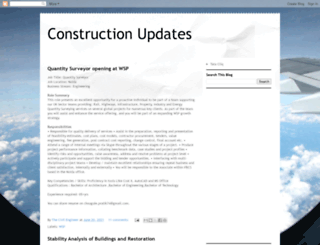 constructionduniya.blogspot.com screenshot