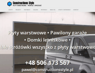 constructionsstyle.pl screenshot