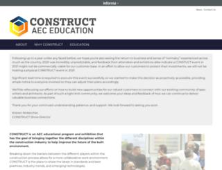 constructshow.com screenshot