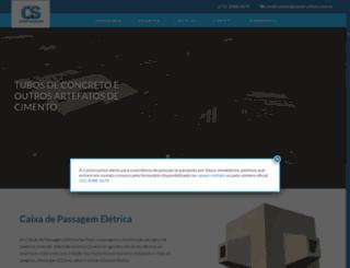 construsinos.com.br screenshot