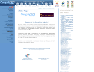 consulintel.es screenshot