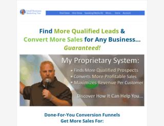 consultantprofits.com screenshot