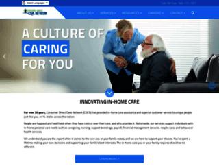 consumerdirectcare.com screenshot