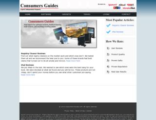 consumers-guides.com screenshot