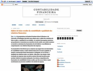 contabilidadefinanceira.blogspot.com.br screenshot