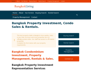 contactbangkok.com screenshot