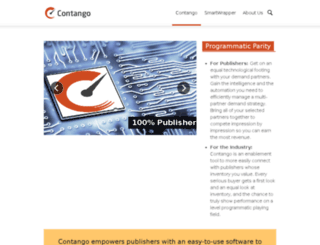 contango.technorati.com screenshot