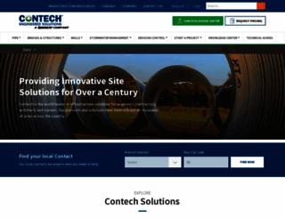 conteches.com screenshot